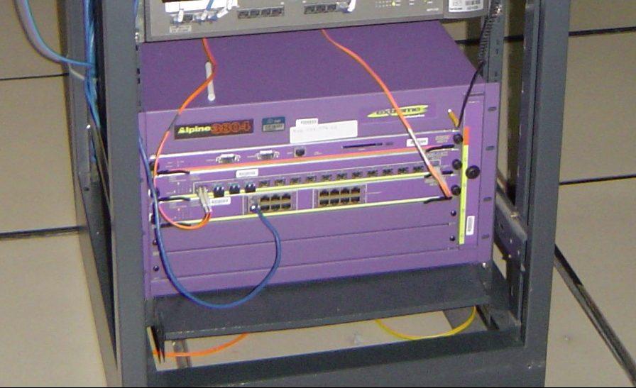 Equipamento distribuição PoP-SC Alpine 3804