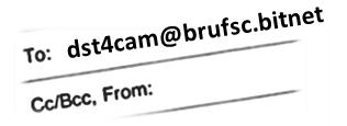 Com a criação do domínio brufsc.bitnet os usuários da UFSC podiam utilizar seus próprios endereços, não necessitando mais da conta compartilhada na FAPESP.